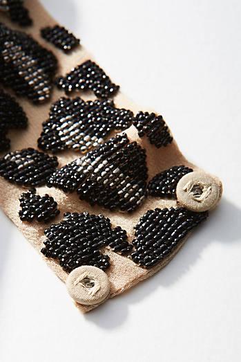 Ikat Animal Print Bracelet