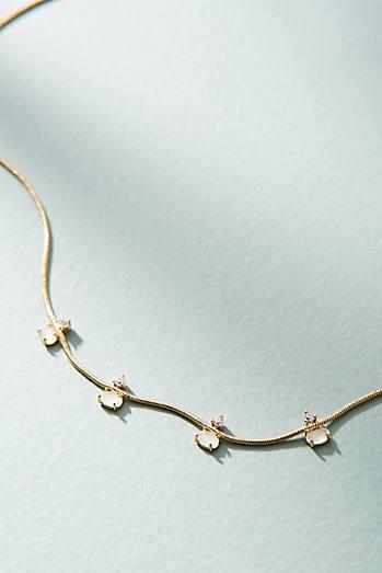 Ariel Stone Choker Necklace