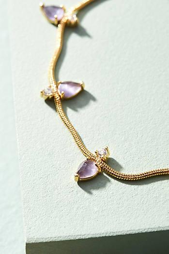 Raindrop Stone Bracelet