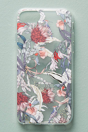 Sketched Songbird iPhone 6/7 Case