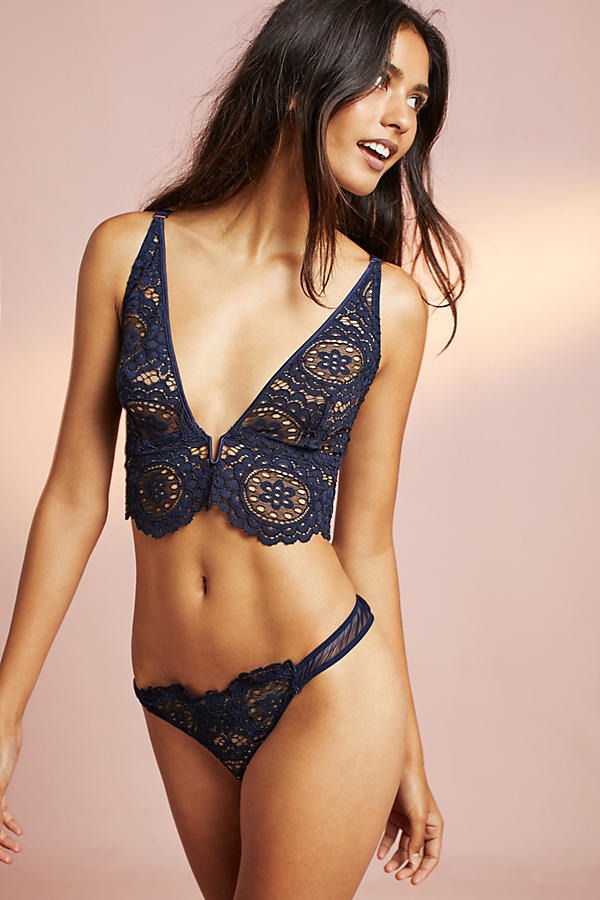 Mimi Holliday Classic Lace Thong
