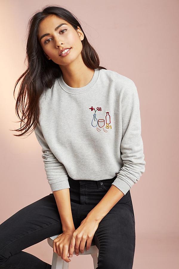 Hotel II Graphic Sweatshirt