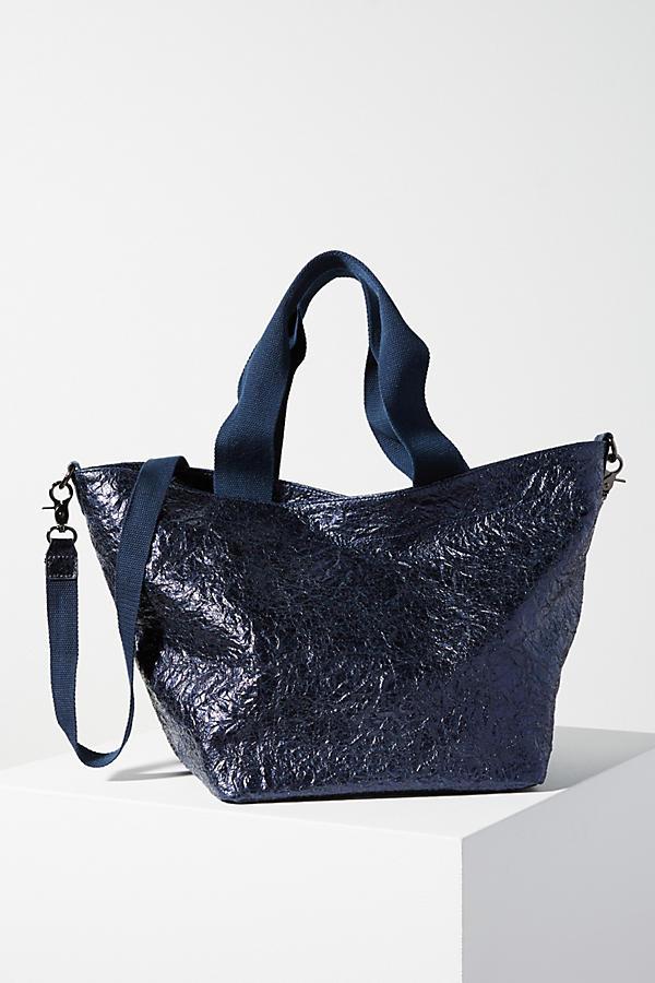 Cha Cha Metallic Tote Bag