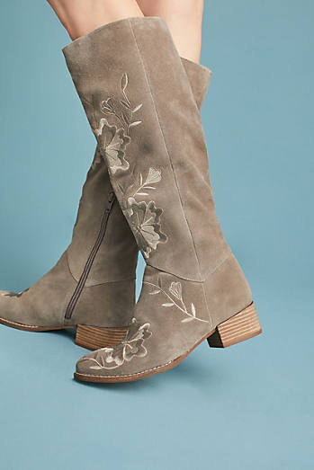 Seychelles Callback Embroidered Boots