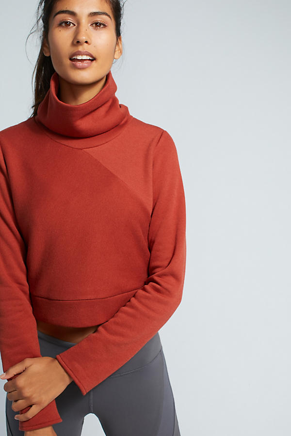 Soleil Long-Sleeve Top