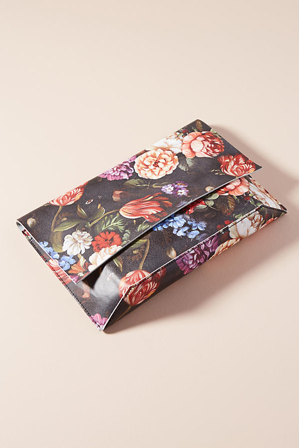 Romantic Florals Clutch