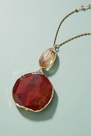 Safari Pendant Necklace