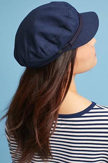 Tweed Engineer Hat