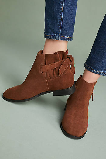 Hudson Aretha Suede Boots