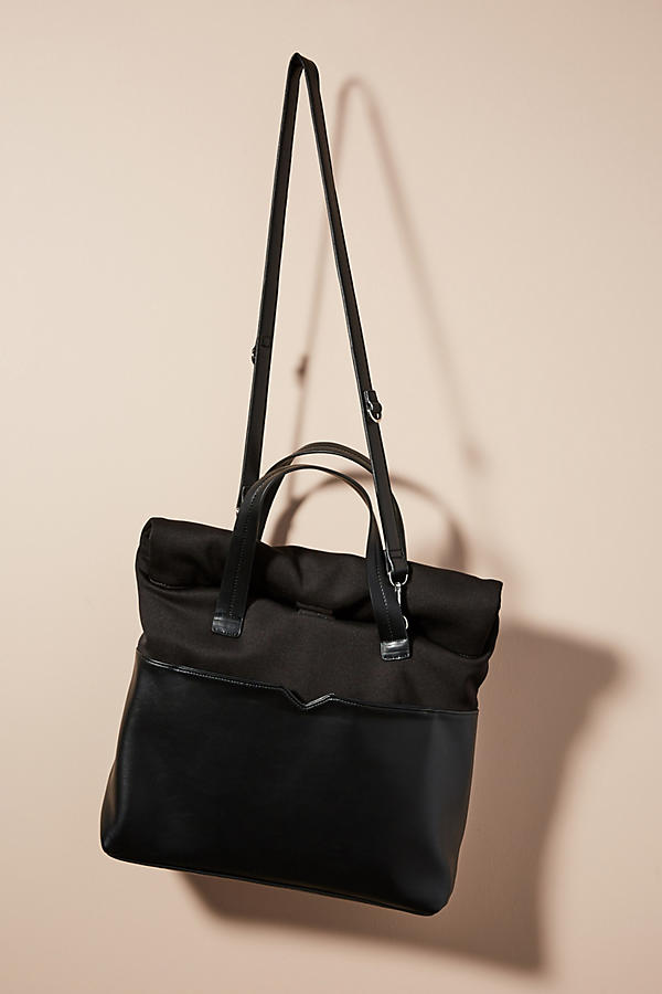 Rolled Tote Bag