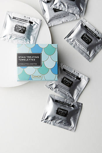 Pinch Provisions Stain Treating Towelettes