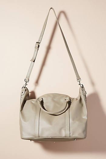Mott Woven Weekender Bag