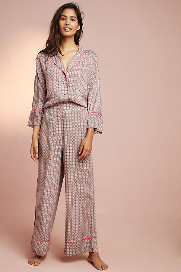 Floreat Printed Woven Sleep Pants