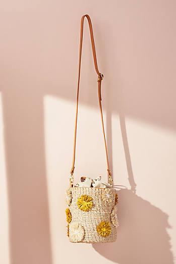 Calixta Pom Bucket Bag
