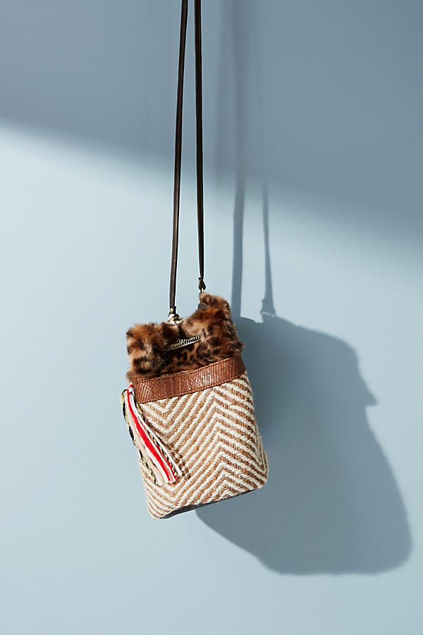 Bosphore Zig Zag Bucket Bag