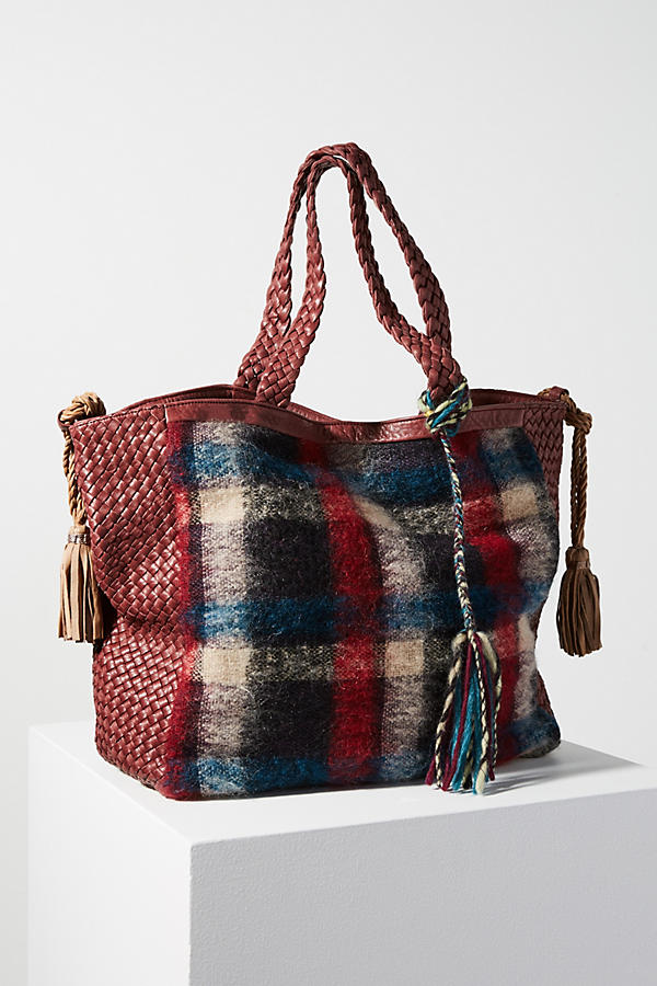 Bengale Tweed Tote Bag