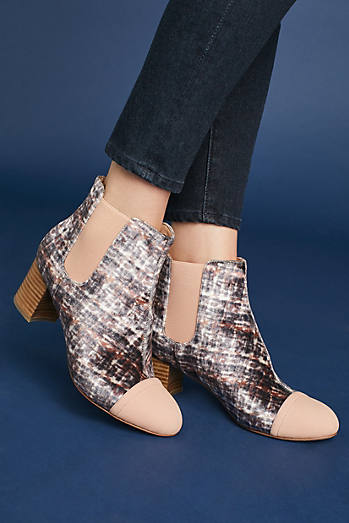 Anthropologie Chelsea Boots