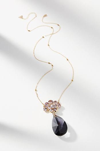 Mabel Teardrop Pendant Necklace