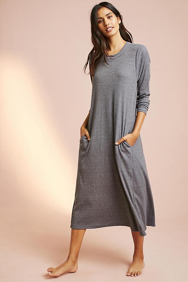 Highland Cinched-Back Dress