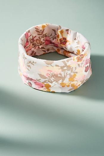 Seamless Daisy Headband