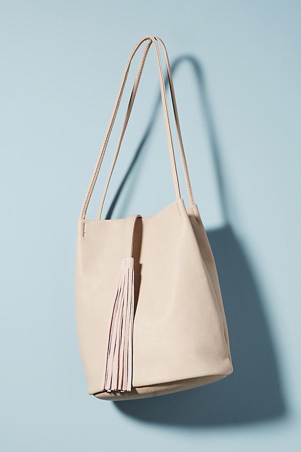 Tassel Tote Bag