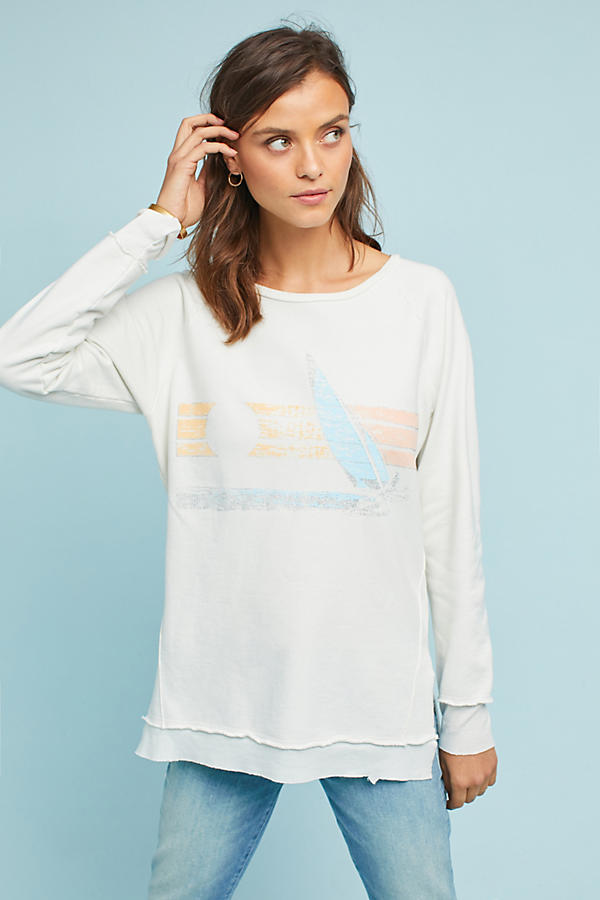 Sol Angeles Sunset Tunic Tee