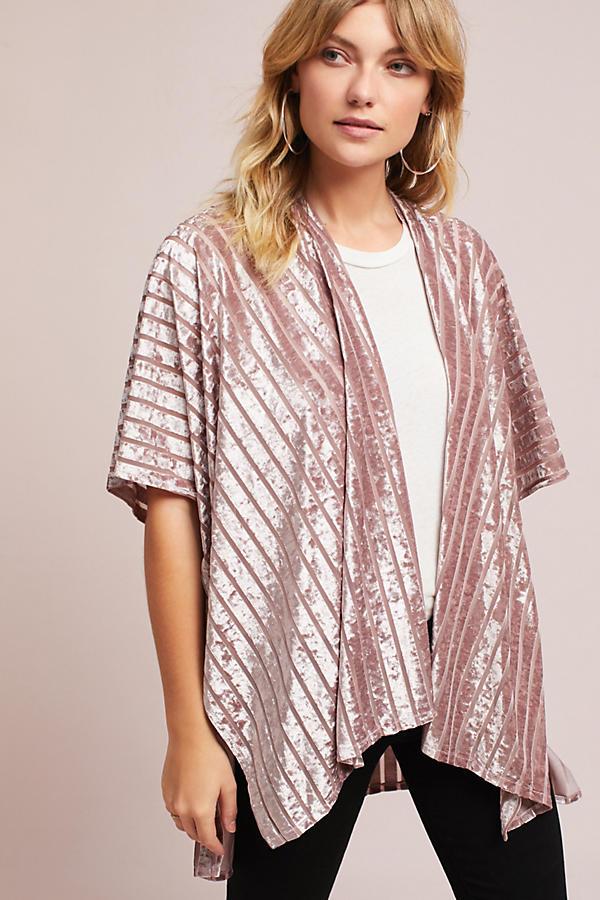 Sophie Velvet Kimono