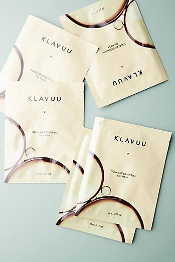 Klavuu Squalan Essential Oil Mask Set