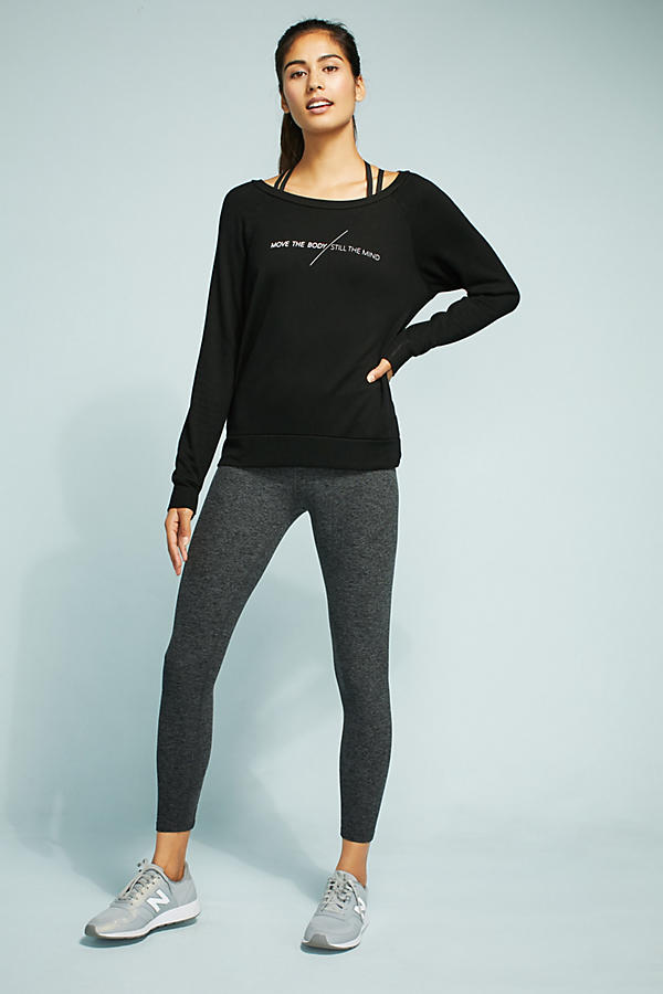 Body & Mind Pullover