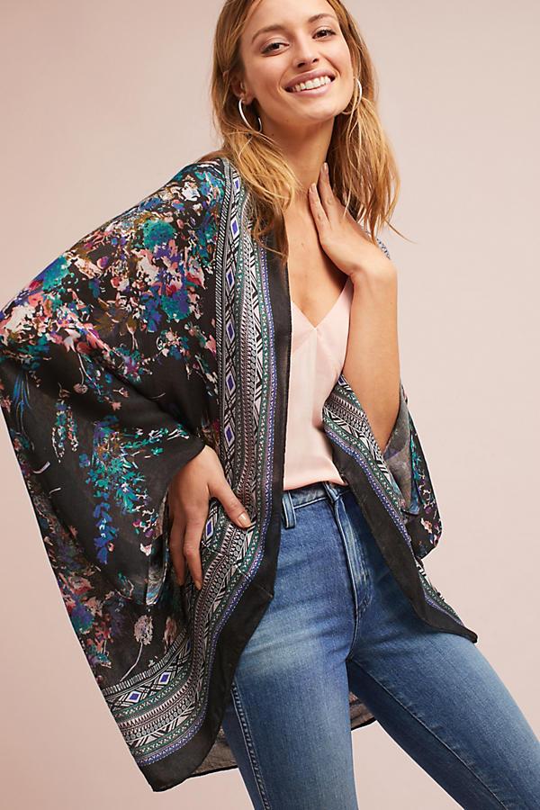 Addison Cocoon Kimono