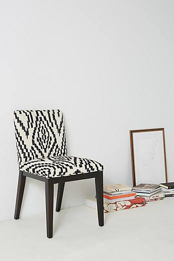 Maura-Printed Emrys Chair