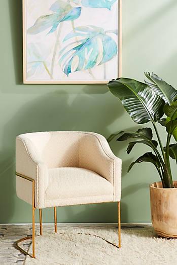 Wool Diamond Caddell Dining Chair