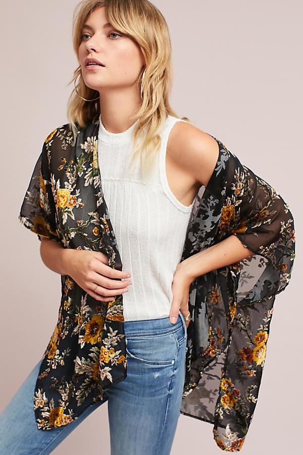 Paloma Floral Kimono