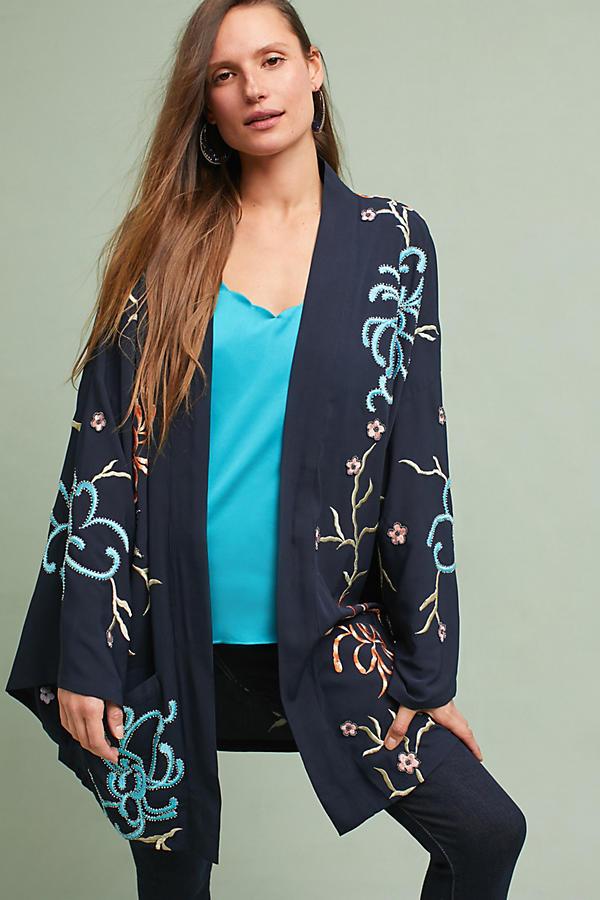 Coraline Beaded Kimono