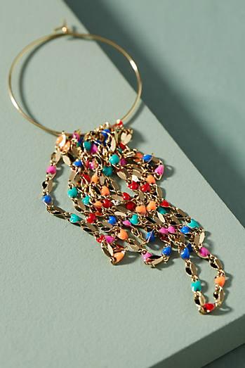 Jaya Hoop Earrings