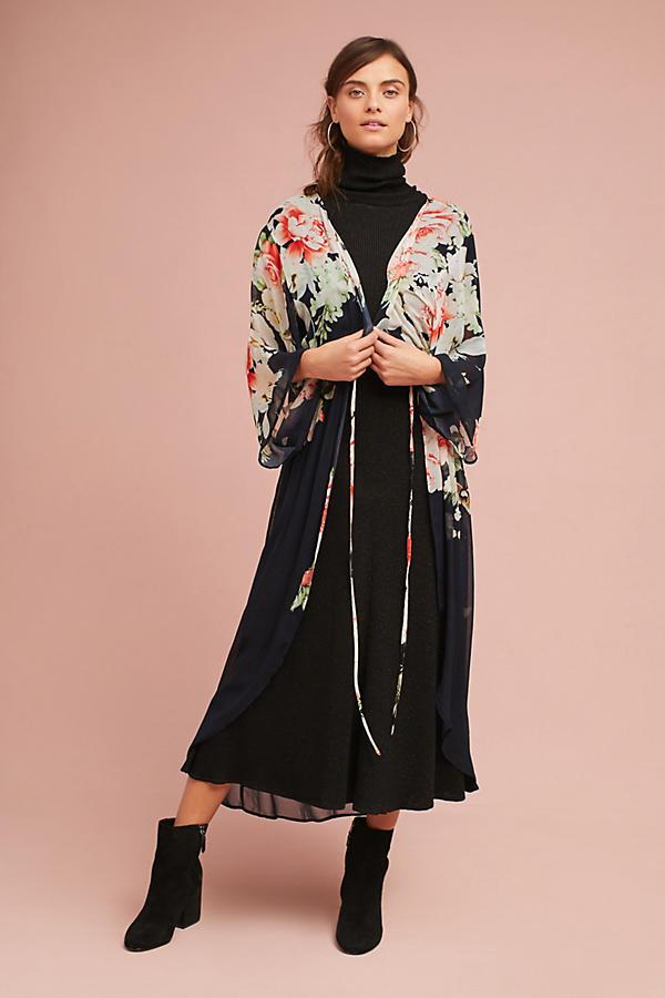 Rosie Long Kimono