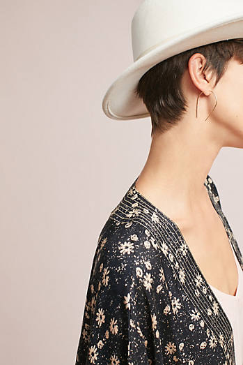 Danielle Floral Kimono