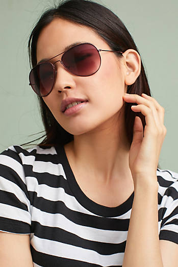 Kayla Aviator Sunglasses