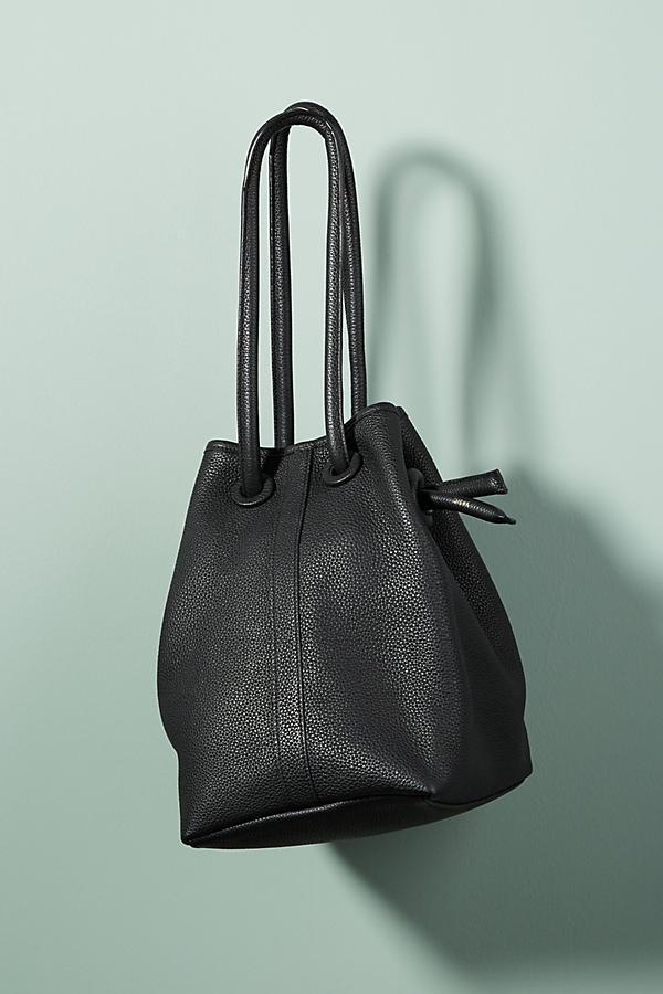 Bond Drawstring Bucket Bag