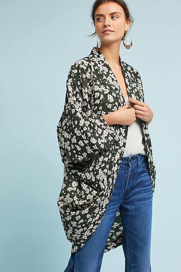 Mitsie Cocoon Kimono