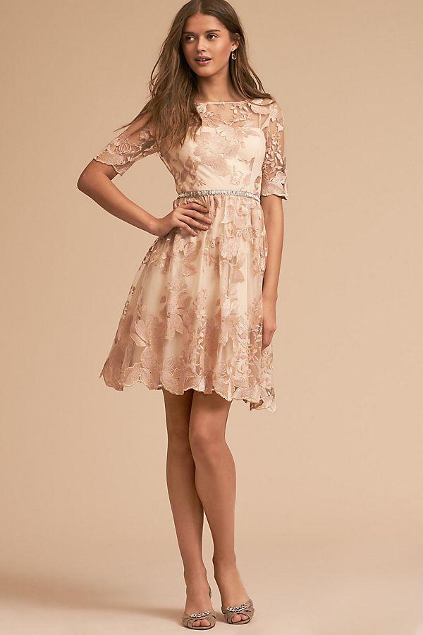 0bdd17985f3 Asos Design 3d Floral Lace Bandeau Scuba Prom Midi Dress