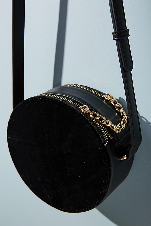 Carolena Circular Crossbody Bag