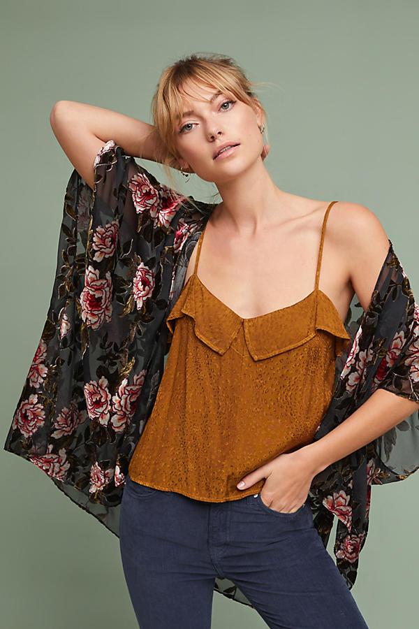 Longmont Rose Kimono