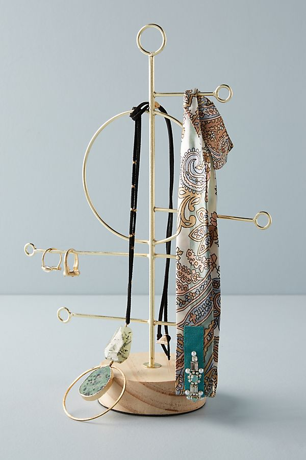 Slide View: 1: Ursa Jewelry Stand