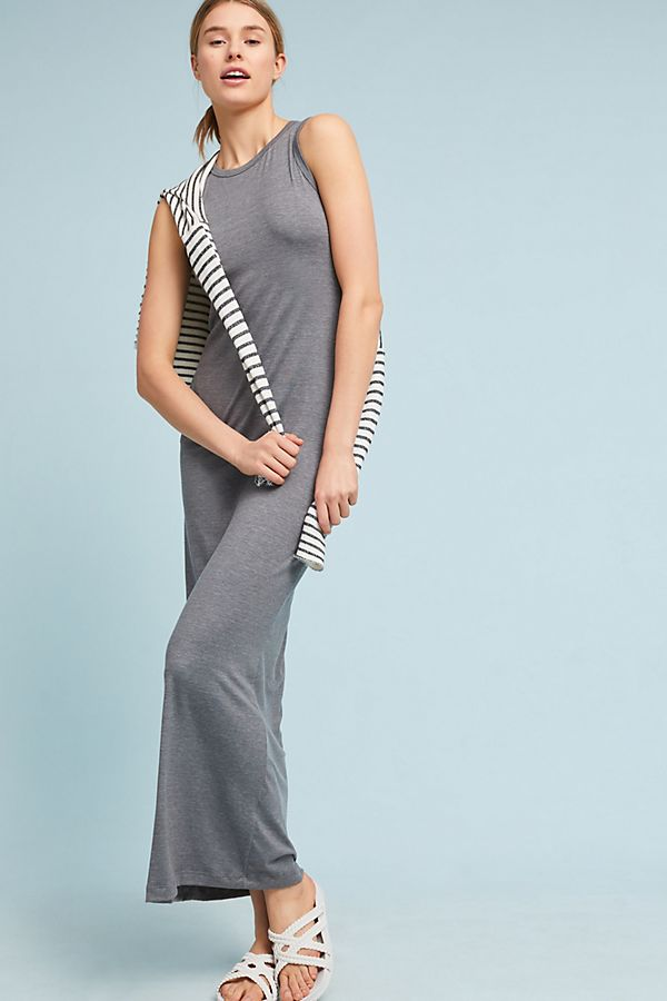 Luca Sleeveless Maxi Dress | Anthropologie