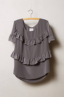 Tiered Midi Top
