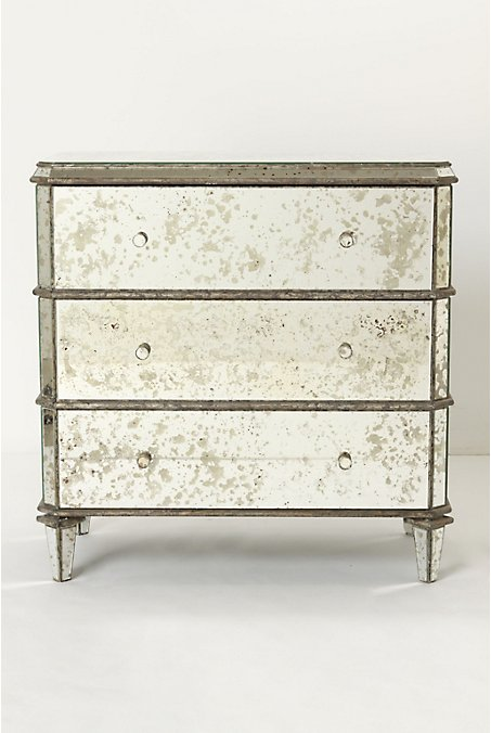 Mirrored Dresser - Anthropologie.com :  anthropologie interior mirrored dresser