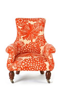 astrid chair, naive tropical - Anthropologie.com