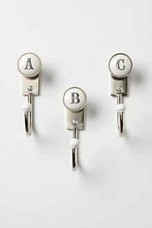 Alphabet Hook