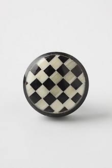 Checker Knob